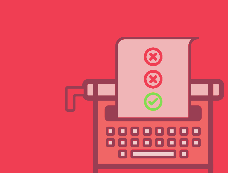 Avoid this when hiring a content writer
