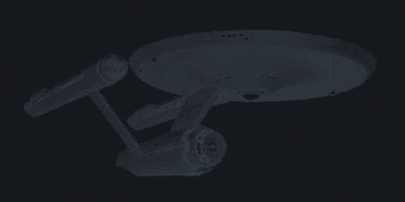 Boldly going where no brand has gone before…